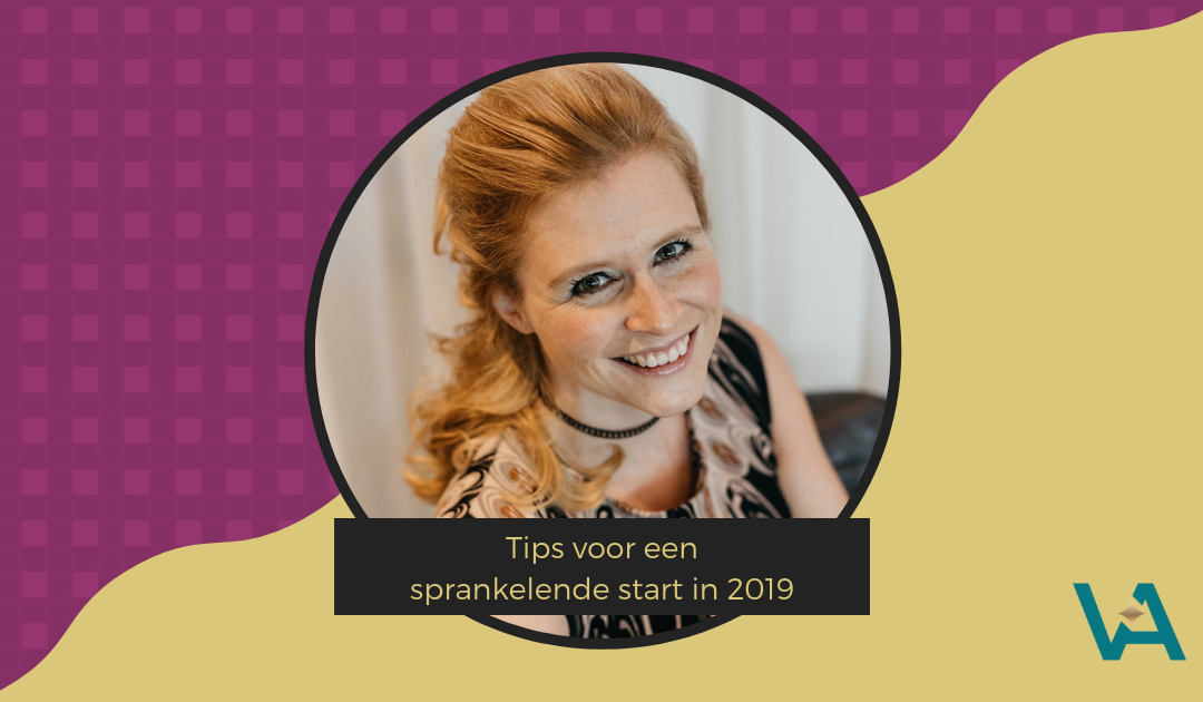 Tips voor een sprankelende start in 2019